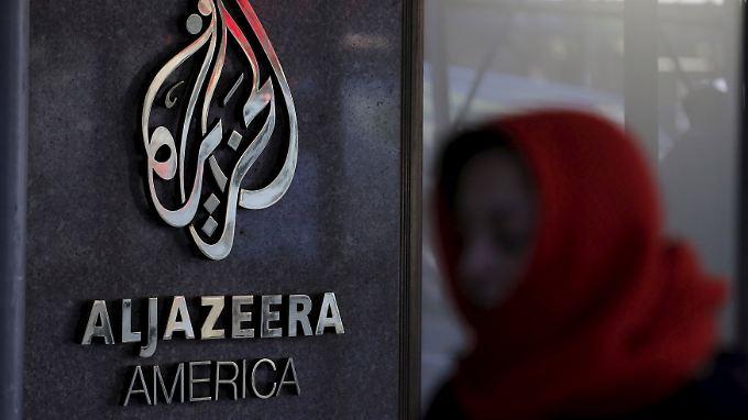 Der US-Medienmarkt ist selbst für den hochsubventionieren Sender Al-Dschasira nicht zu knacken.