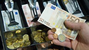 Konsum wichtigster Konjunkturmotor: BIP wächst um 1,7 Prozent