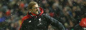 """""""Dieses Spiel vergisst niemand"""": Liverpool lässt """"Flying Klopp"""" episch feiern"""