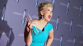 Fernsehpreis ohne Zuschauer: Schöneberger sorgt für die größten Lacher