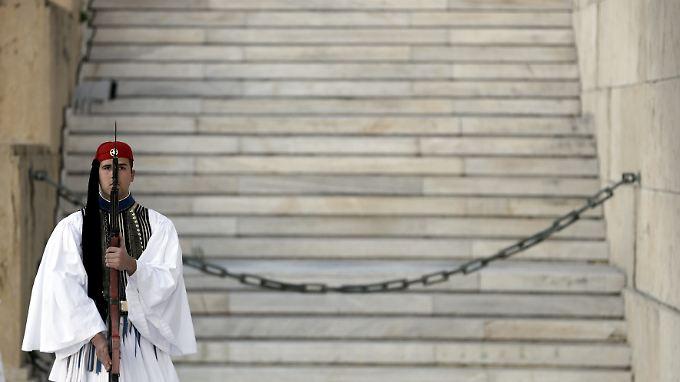 Plötzlich ist es absolut klar: Athen lässt den IWF an Bord.