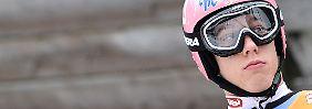 Fataler Sturz bei der Skiflug-WM: Skispringer Müller an beiden Beinen gelähmt