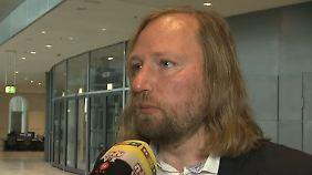 """Anton Hofreiter zum Unionsstreit: """"Frau Merkel ist in großen Schwierigkeiten"""""""