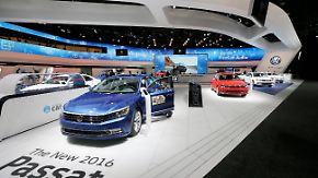 Hingucker der Detroit Auto Show: Volkswagen hat viel wiedergutzumachen