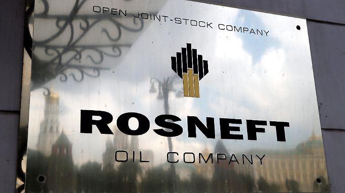 Jetzt geht's ans Tafelsilber: Der russische Staat hält derzeit 69,5 Prozent an Rosneft.