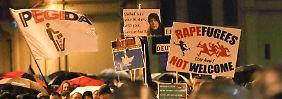 """Europaweite Veranstaltung: Veranstalter kündigen """"Pegida-Rally"""" an"""