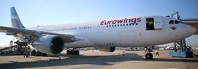 Es läuft bei Eurowings noch nicht rund.
