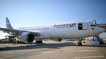 Geschäftsreisenden-Tarif: Eurowings senkt die Preise