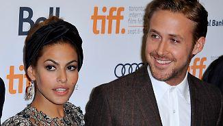 Die Hollywoodstars Eva Mendes und Ryan Gosling sind nun Eltern von zwei Töchtern.