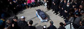 Attacken in jüdischen Siedlungen: Stimmung in Israel heizt sich weiter auf