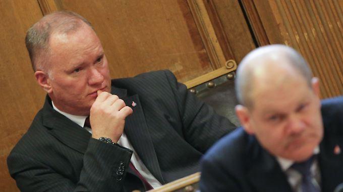 Gibt sein Amt auf: Michael Neumann (SPD).