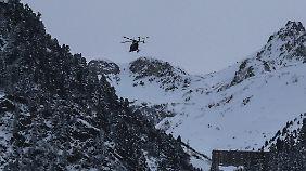 Fünf Soldaten von Lawine getötet: Frost und Schnee sorgen in Teilen Europas für Probleme