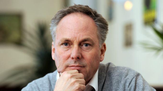 Niels Stolberg galt lange Zeit als Vorzeigemanager - der nahende Prozess hat ihm viele graue Haare beschert.