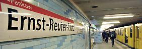 Mord in Berlin: U-Bahn-Opfer war Deutsch-Schwedin