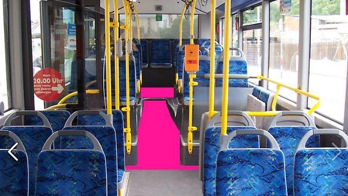 Frauen und Männer im Bus trennen? Für diesen Vorschlag hagelt es heftige Kritik.