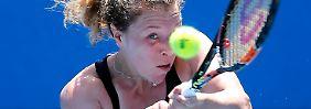 Niemand kann behaupten, sie habe den Ball nicht im Blick: Anna-Lena Friedsam.