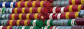 So billig wie Mineralwasser: Börsen ächzen unter niedrigem Ölpreis