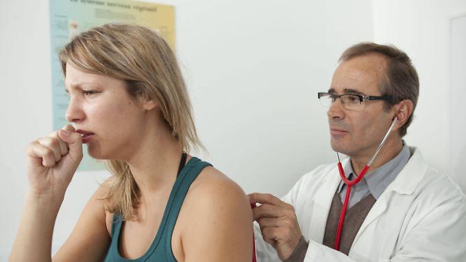 Viel zu oft verordnen Ärzte vorsichtshalber Antibiotika.