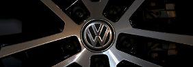 Fast 20 Prozent Rückgang bei Volkswagen.