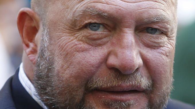 Durchsetzungsstarker Vollblut-Unternehmer: Mustafa Koc.
