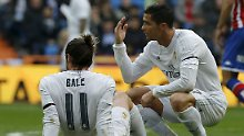 Teuerster Fußballer der Welt: Bale stürzt Ronaldo ins Unglück