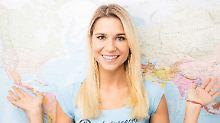 Izabella Meczykowski testet weltweit Strände.