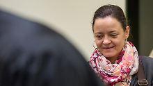 Antworten auf Fragen des Gerichts: Zschäpe nennt Namen von NSU-Helfern