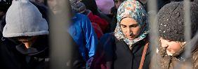 Kettenreaktion geht weiter: Slowenien begrenzt Flüchtlingsdurchreise