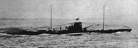 1915 vor England versunken: Experten identifizieren deutsches U-Boot