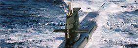 """Die """"HMAS Sheean"""" ist ein australisches U-Boot der Collins-Klasse (Archivbild)."""