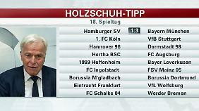 """Holzschuh tippt den Spieltag: """"Dortmunder wissen noch nicht, wo sie stehen"""""""
