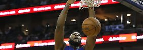 Angst des Basketballers vorm Freiwurf: NBA-Profi sorgt für bizarren Negativrekord