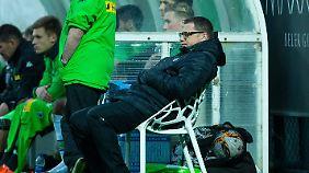 Gladbachs Manager Max Eberl hält nichts vom englischen Transfer-Wahnsinn.