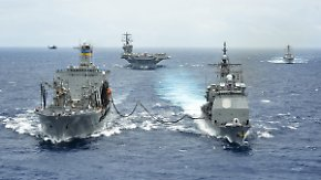 Öko-Initiative der US-Flotte: Navy betankt Schiffe mit Rinderfett
