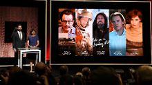 Nur Weiße nominiert: Oscar-Academy verspricht Änderungen