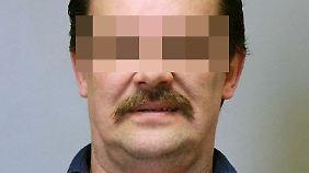 Der gesuchte Verbrecher ist wieder in Gewahrsam.