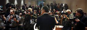 """Politische Hängepartie in Spanien: Sanchez wirft Podemos """"Erpressung"""" vor"""