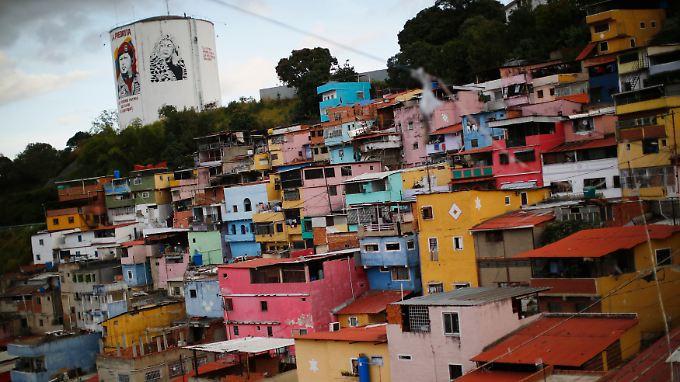Caracas ist die neue Hochburg der Gewalt.