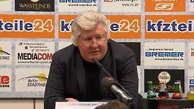 """Paderborn-Boss reagiert auf Skandal: """"Nick Proschwitz wird Trikot nicht mehr überstreifen"""""""