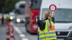 Schengen auf der Kippe: Geschlossene Grenzen dürften EU Milliarden kosten