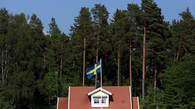 Grenzen auf, Grenzen zu: Schweden vollzog in seiner Flüchtlingspolitik eine besonders auffällige Kehrtwende.