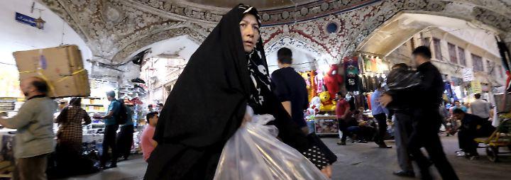 Der Iran nach dem Embargo: So sieht der Alltag in Teheran aus