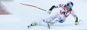 Heiße Fotos für Bademoden-Katalog: Lindsey Vonn lüftet ihren Skianzug