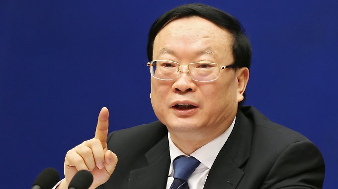 Chinas Chefstatistiker Wang Baonan steht unter Korruptionsverdacht. Hat er offizielle Wachstumszahlen gefälscht?