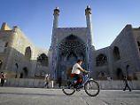Die kulturellen Stätten des Iran werden zunehmend von ausländischen Touristen wieder entdeckt.