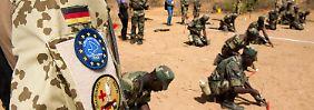 Malis tiefer Fall: Einstige Musterdemokratie wird Krisengebiet