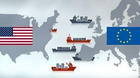 Transatlantisches Freihandelsabkommen: Was bedeutet TTIP?