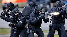 Neue Bedrohungslagen: Deutsche Sicherheitsbehörden rüsten auf
