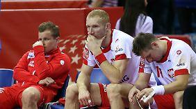 Selbst bei einer Drei-Tore-Niederlage gegen Kroatien hätte Polen das Halbfinale erreicht. Doch statt einer Niederlage setzte es eine Katastrophe.