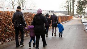 Auch Flüchtlinge müssen in Fällen von Kleinkriminalität mit Strafverfolgung rechnen.